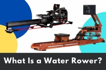 what is a water rower