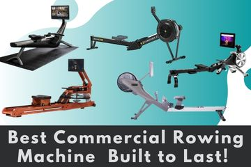 commercial rowing machine